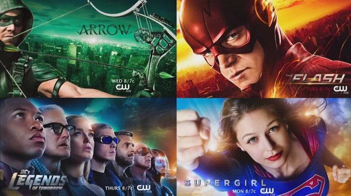 Crossover DC CW