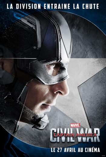 Captain America Civil War Captain America
