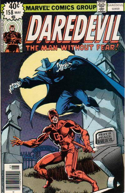 Daredevil et le Chasseur