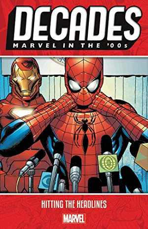 Marvel Decades