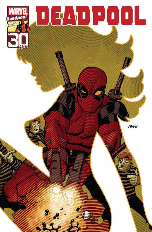 Panini Comics 30 ans de Deadpool