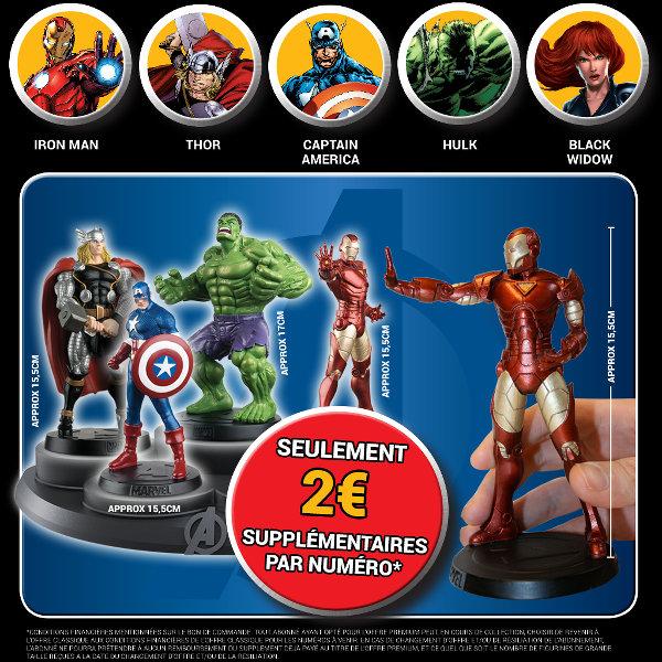 Figurine en plomb Marvel!!! [Archives]  Buzz Comics, le forum comics qui garde