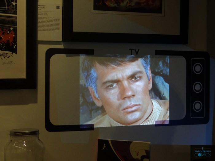Exposition Star Trek 50 ans 50 artistes