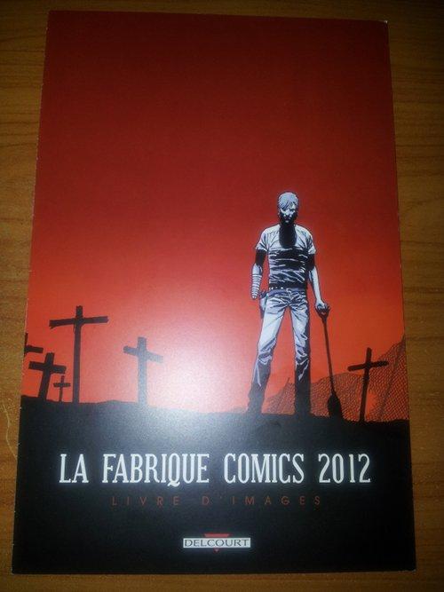 La fabrique Comics 2012