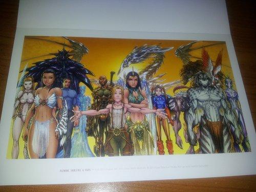 Fabrique à Comics 2012