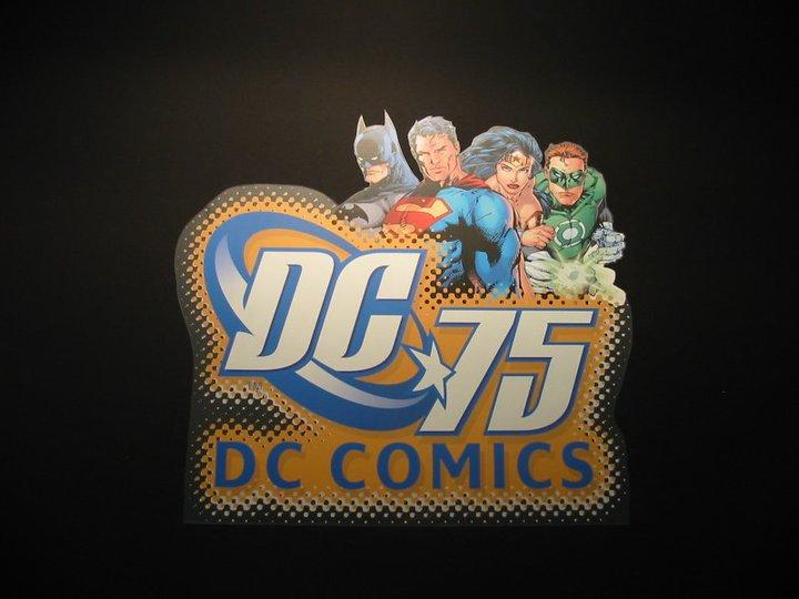 75 ans de DC