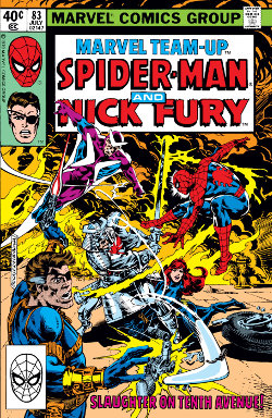 Spider-Man Far From home : Marvel Team Up 83
