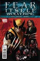 Fear itself Wolverine