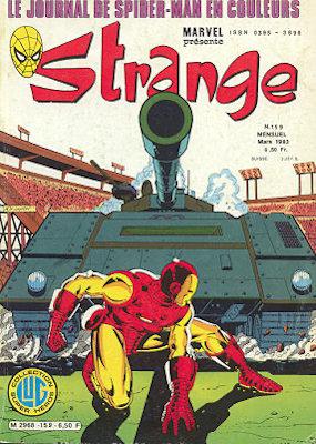 Flashback : Strange 159