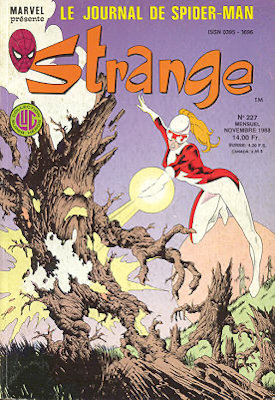 Flashback : Strange 227