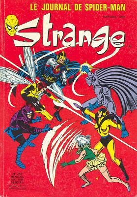 Flashback : Strange 233