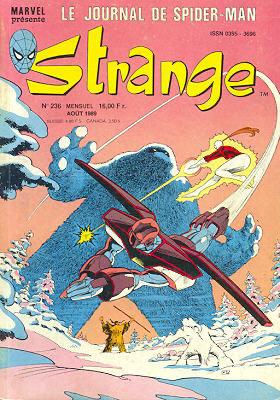 Flashback : Strange 236