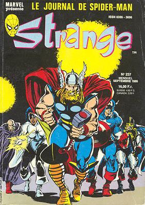 Flashback : Strange 237