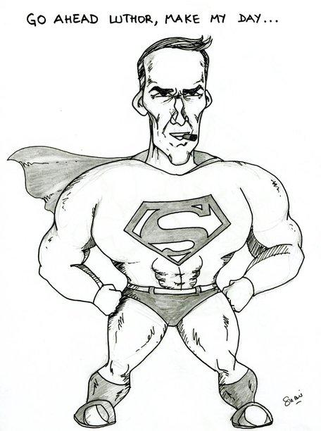 Super Harry !