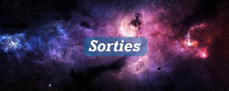 Sorties
