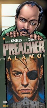 Jeremy Manesse parle de Preacher