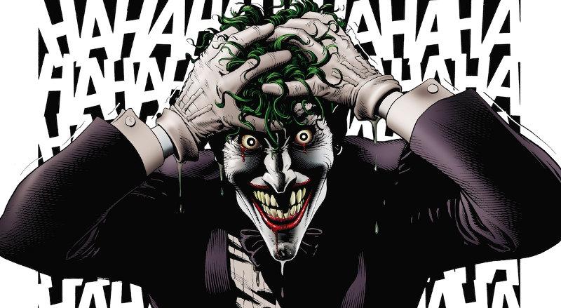 Joker : The killing joke
