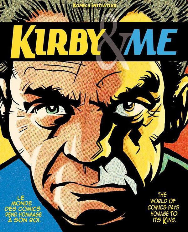 Couverture de Kirby & Me