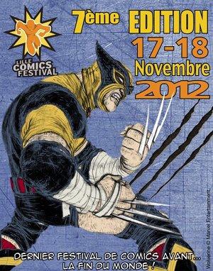 Lille Comics Festival 2012