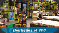 Boutiques et VPC