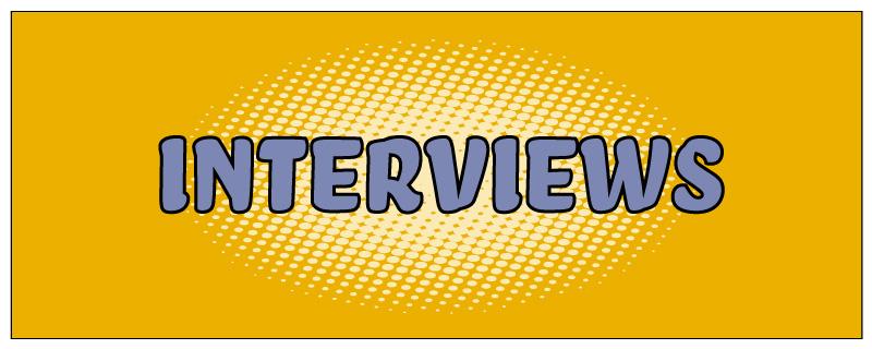 Les interviews de Watchtower Comics