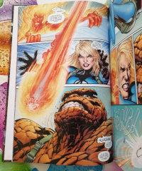 Le lundi c'est librairie ! Fantastic Four Antithèse