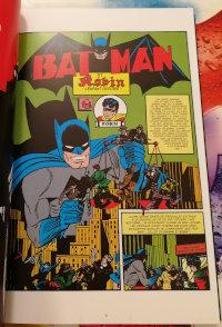 Le lundi c'est librairie ! Batman Mythology Gotham City