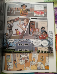 Le lundi c'est librairie ! Stranger things tome 4