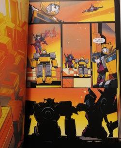 Le lundi c'est librairie ! Transformers Volume 2