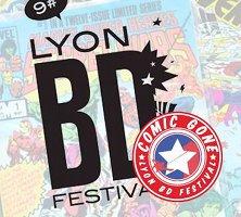 Lyon BD Comic Gone