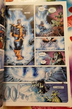Le lundi c'est librairie ! Avengers : Quête Céleste