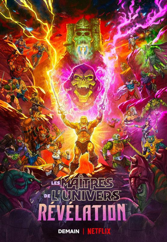 Les maîtres de l'univers - Révélation