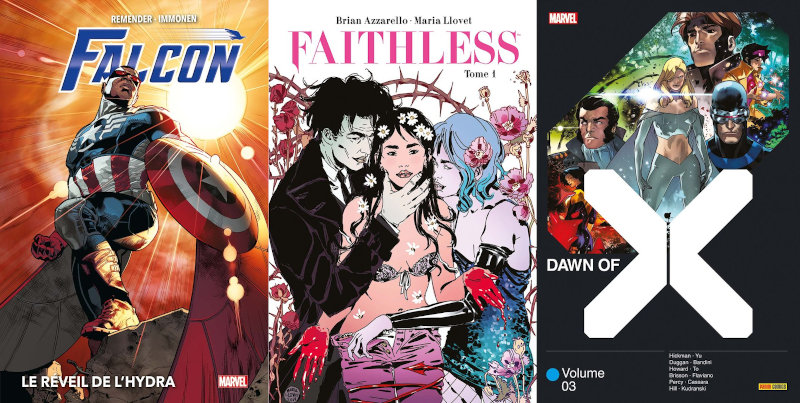 Panini Comics novembre 2020