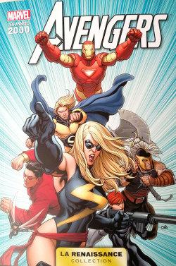 Marvel La renaissance : Avengers