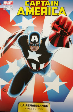 Marvel La renaissance : Captain America