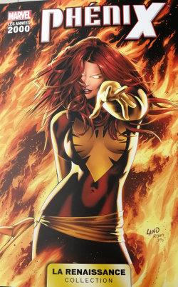 Marvel La renaissance : Phoenix