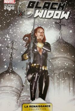 Marvel La renaissance : Black Widow