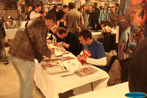 Paris Comics Expo