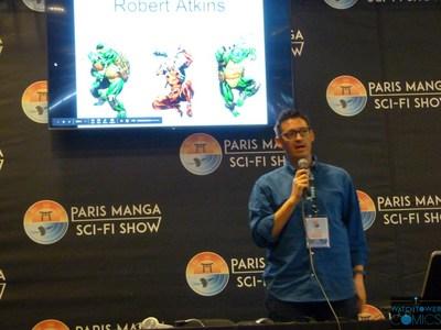 Paris Manga & Sci-Fi Show 27e Edition