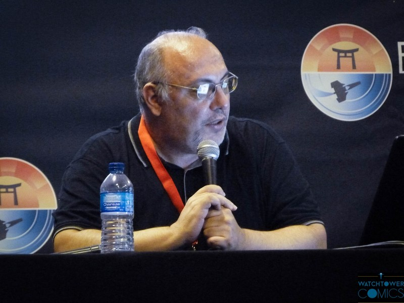 Paris Manga & Sci-Fi Show : Xavier Fournier