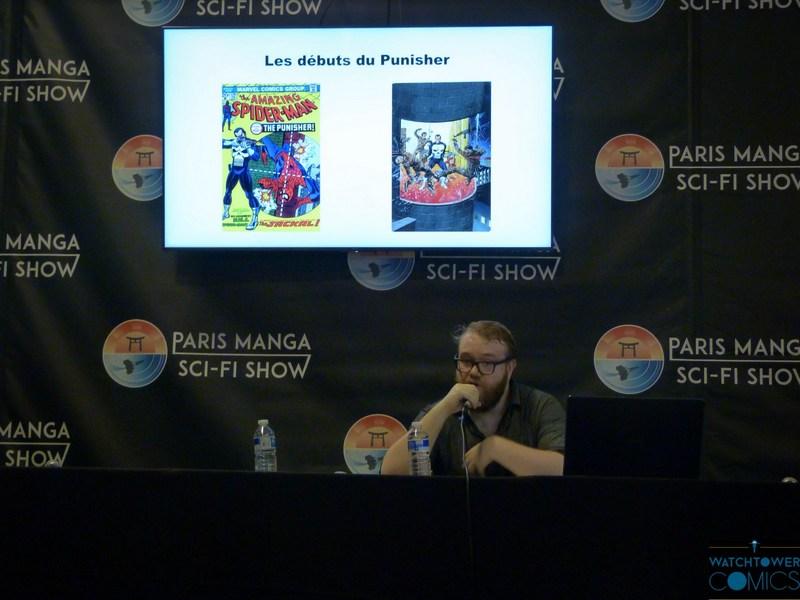 Paris Manga & Sci-Fi Show 28 : Théo Touret
