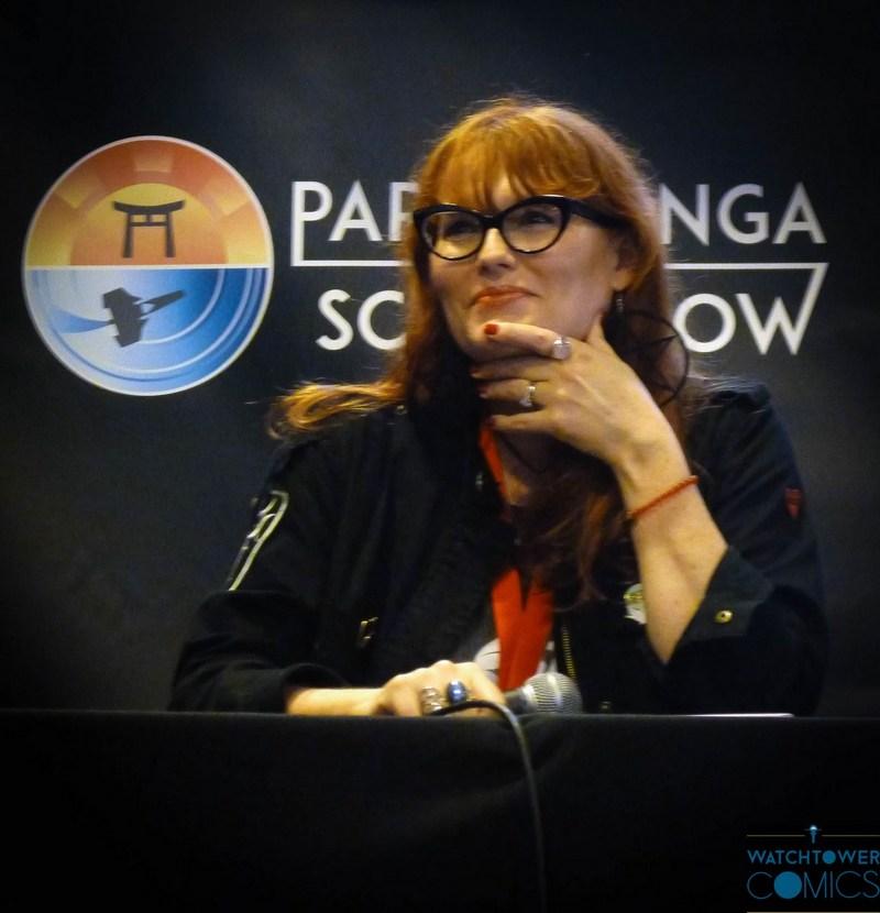 Paris Manga & Sci-Fi Show 28 : Nicola Scott