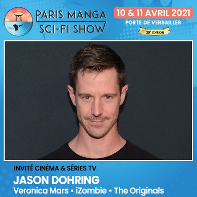 Paris Manga & Sci-Fi Show : Jason Dohring