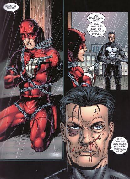 Punisher & Daredevil