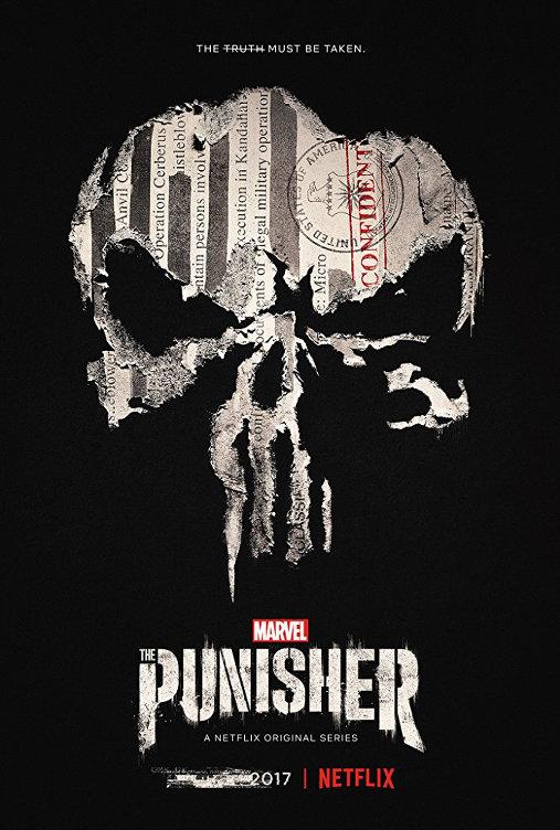 Punisher saison 1