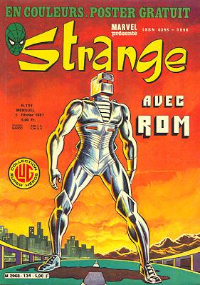 Strange 134