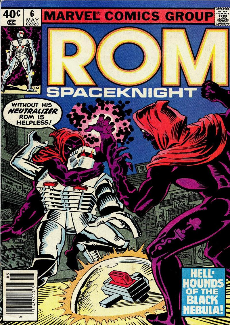 Rom le chevalier de l'espace