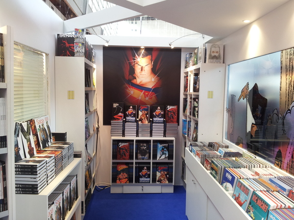 Urban Comics (salon du livre 2013)