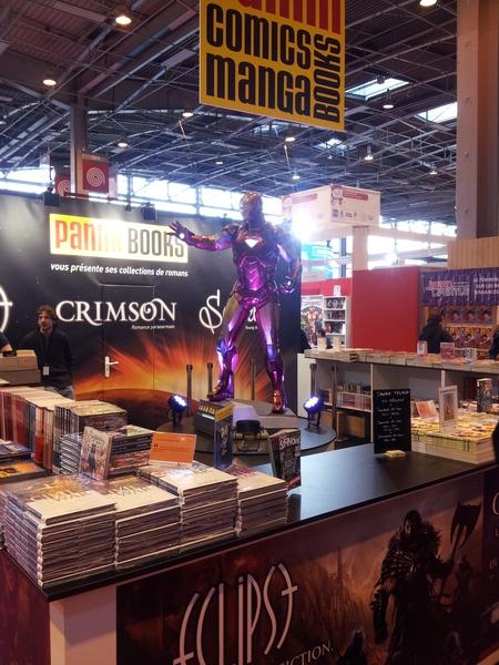 Panini Comics (salon du livre 2013)
