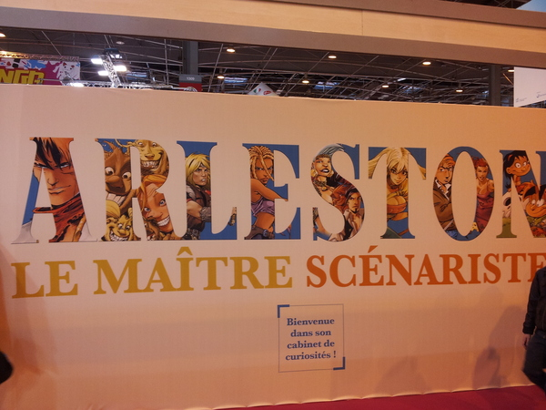Expo Arleston (salon du livre 2013)